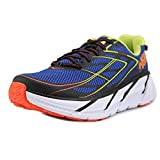 Hoka One One Clifton 3 Blue Red Orange